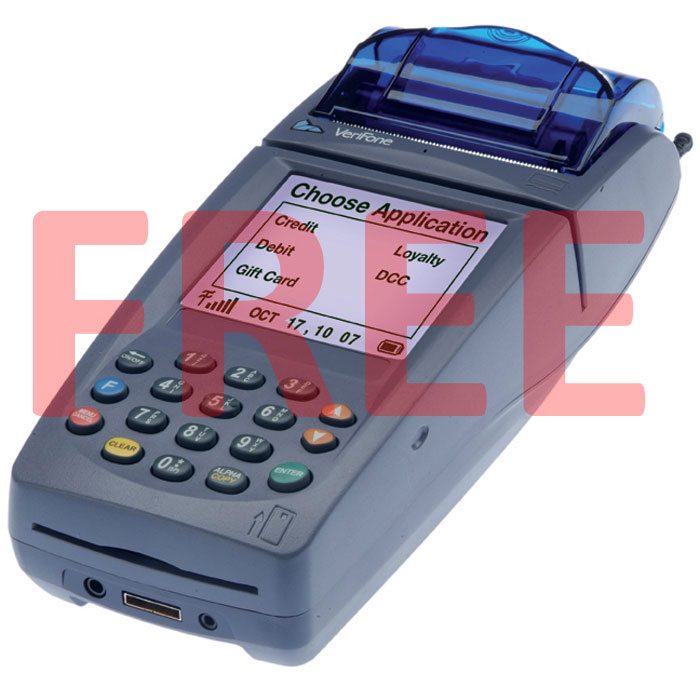 Nurit 8020 / 8000 Wireless Credit Card Machine / Terminal