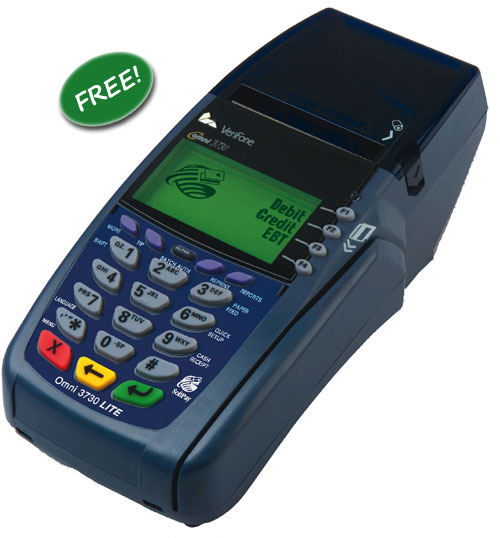 credit card merchant machine